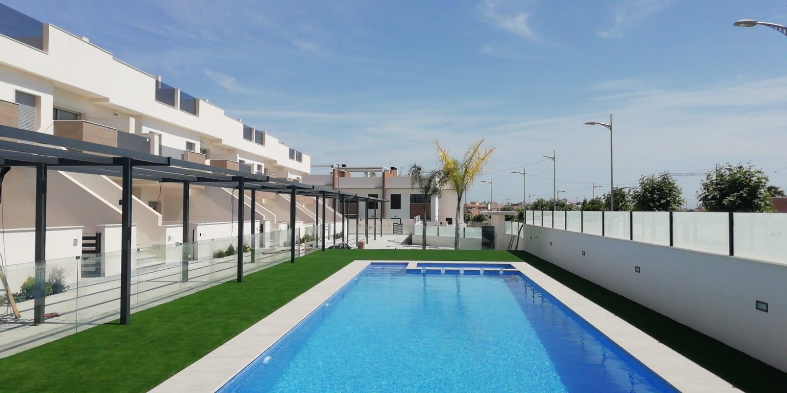 Appartementen in Pilar de la Horadada met dakterras